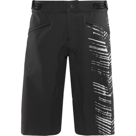 ION Scrub AMP Bike Shorts Dame black